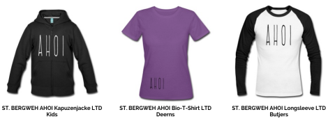 St. Bergweh AHOI LTD Kollektion
