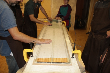 St. Bergweh DIY Splitboard (Foto: Craftski & Boards)