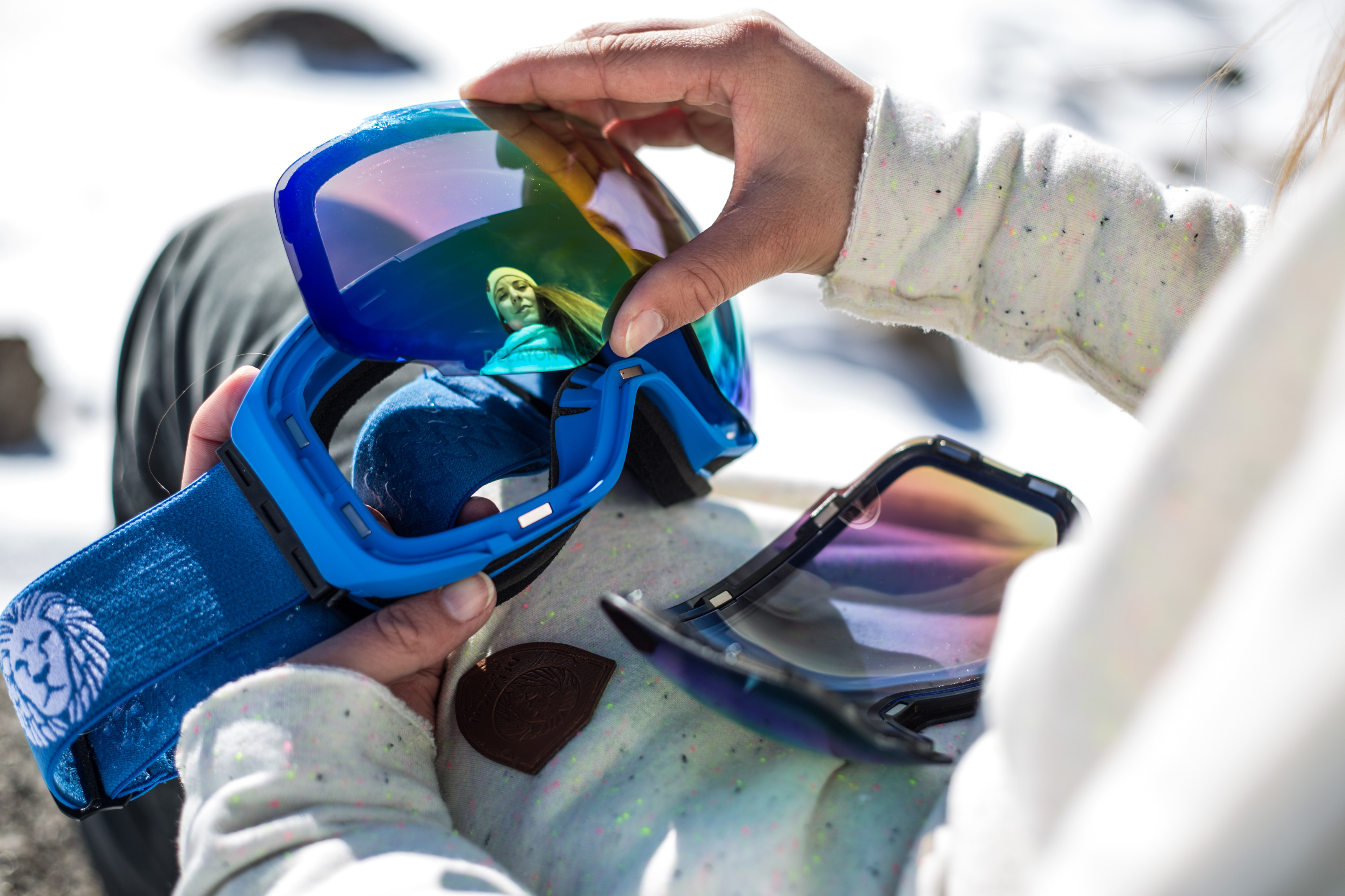 Test: Delayon Explorer Goggles | St. Bergweh